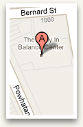 Map of BioPsych Services Location
